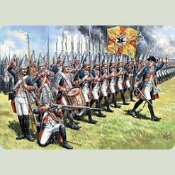 Прусські гренадери Фрідріха Великого