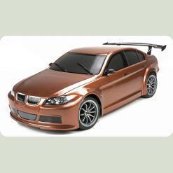 Радіокерована Шосейна 1:10 Team Magic E4JR BMW 320 (коричневий)