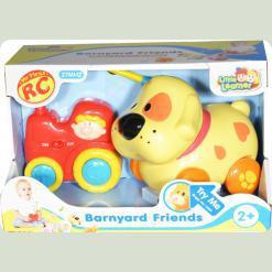 Радіокерований тварина Hap-p-Kid Little Learner Собачка (3987 T)