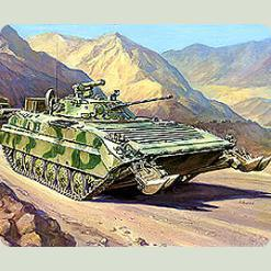 Радянська БМП-2Д