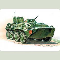 Радянський БТР-80