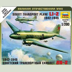 Радянський літак Лі-2