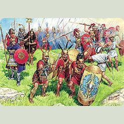 Республіканський Рим. Піхота