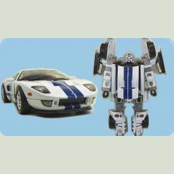 Робот-трансформер Roadbot Ford GT (51020 r)