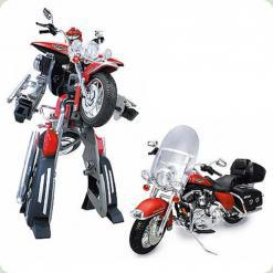 Робот-трансформер Roadbot Harley Davidson Flhrc Road King Classic (50160R)