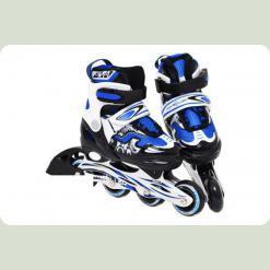 Ролики Profi Roller A 1003 M (34-37) Blue