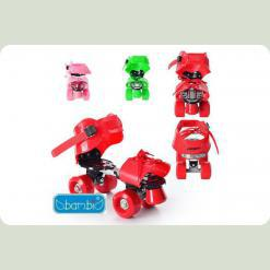 Ролики Profi Roller MS 0037 Зелений