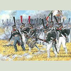 Російські гренадери 1812 рр.