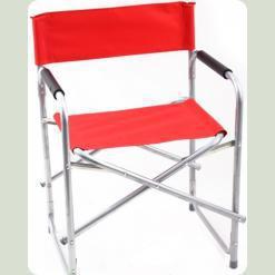 Розкладний стілець Stenson для риболовлі OS-1823 Червоний