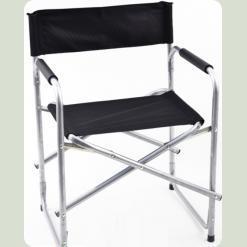 Розкладний стілець Stenson для риболовлі OS-1823 Чорний