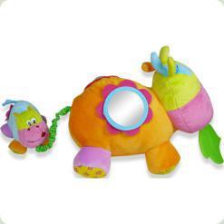 Розвиваюча іграшка Biba Toys Щасливі корівки: Мама і малюк (064BS)