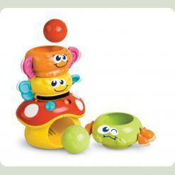 """Розвиваюча іграшка """"Гриб з друзями"""" (від 12 міс.)"""