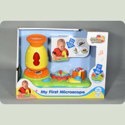 Розвиваюча іграшка Hap-p-Kid Little Learner Мікроскоп (3990 T)