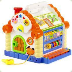 Розвиваюча іграшка Joy Toy 9196 Теремок