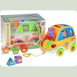 Розвиваюча іграшка Joy Toy 9198 Автошка