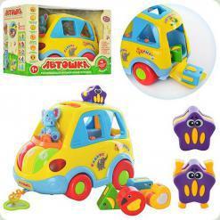 Розвиваюча іграшка Joy Toy Автошка (9198)