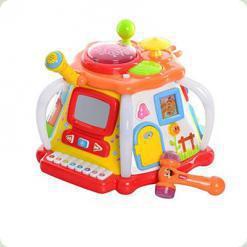 Розвиваюча іграшка Joy Toy Скриня з чудесами (7343)