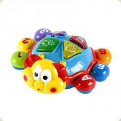 Розвиваюча іграшка Joy Toy Танцюючий жук (7013)