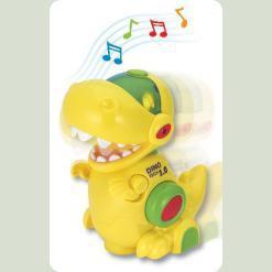 Розвиваюча іграшка Keenway Динозаврик Go-Go (32614)