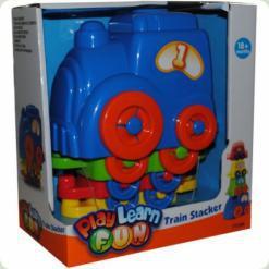 Розвиваюча іграшка Keenway Потяг-трансформер (31246)