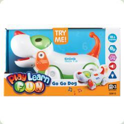 Розвиваюча іграшка Keenway Собачка Go-Go (32613)