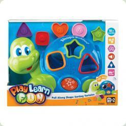 Розвиваюча іграшка Keenway Сортер Черепаха (31523)