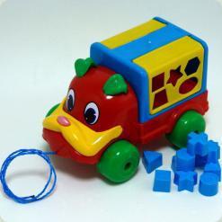 Розвиваюча іграшка Kinderway Каталка Собака (06-602)