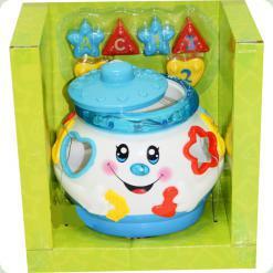 Розвиваюча іграшка Limo Toy 0915 Горщик кольору в асортименті