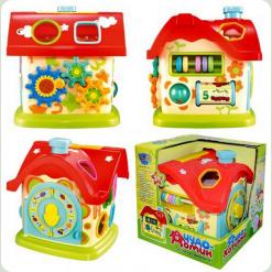 Розвиваюча іграшка Limo Toy M 0001 U / R Чудо-будиночок