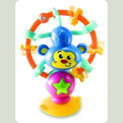 """Розвиваюча іграшка на присосці """"Бадьора мавпочка"""" (від 6 міс)"""