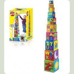 Розвиваюча іграшка Play Wow Цікаві кубики (3117PW)