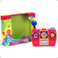 Розвиваюча іграшка Tongde 975788 R/008 Бум-Бокс з функцією запису