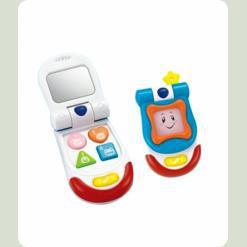 Розвиваюча іграшка WinFun 0618 NL Телефон