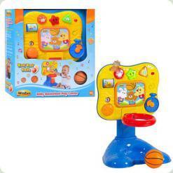 Розвиваюча іграшка WinFun 0738 NL Баскетбол