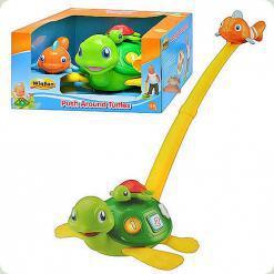 Розвиваюча іграшка WinFun NL Каталка Черепаха (0658)
