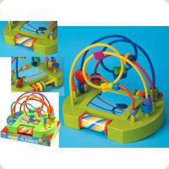 Розвиваюча настільна іграшка Fun Time Намисто (5042FT)