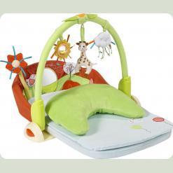 Розвиваючий килимок Bambi 307610