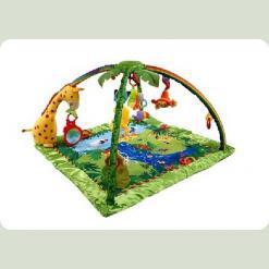 Розвиваючий килимок Bambi 3199
