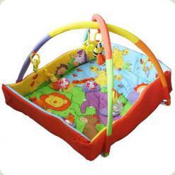 Розвиваючий килимок Bambi 3261 C-DA 00 Жовтень