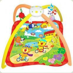 Розвиваючий килимок Bambi 898-29 B