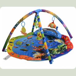 Розвиваючий килимок Bambi M 1551 Блакитний