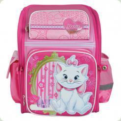 """Рюкзак ортопедичний каркасний """"Marie Cat"""" свiтло-рожевий"""
