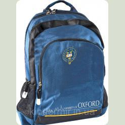 """Рюкзак ортопедичний з вiддiленням для ноутбука """"Оксфорд"""""""