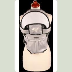 Рюкзак-переноска Womar № 8 Exclusive Світло-бежевий 1/1 (21012)