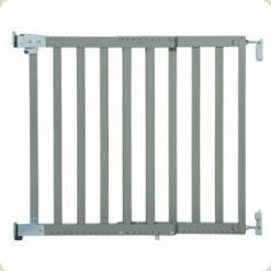 Safety 1st бар'єр Wallfix Wood Ext Grey
