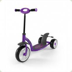 Самокат M.Mally Crazy Scooter (violet)
