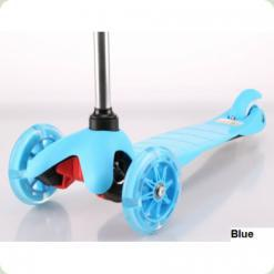 Самокат Trolo Mini LIMITED (sky blue) до 20кг