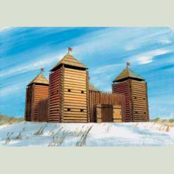 Середньовічна фортеця