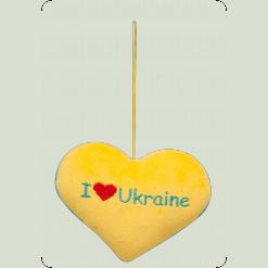 """Серце """"Я люблю Україну"""""""