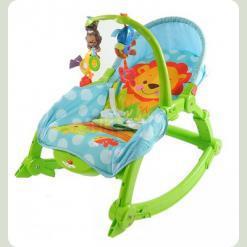 Шезлонг Alexis-Babymix TT-130824 (green)